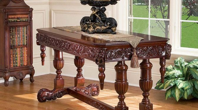 Inspire, Impress, and Save  with Beautiful Antique Replica Furniture