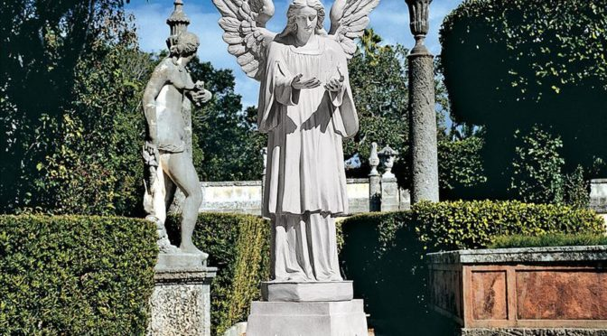 The Best Way to Pick Out an Angel Sculpture for the Garden