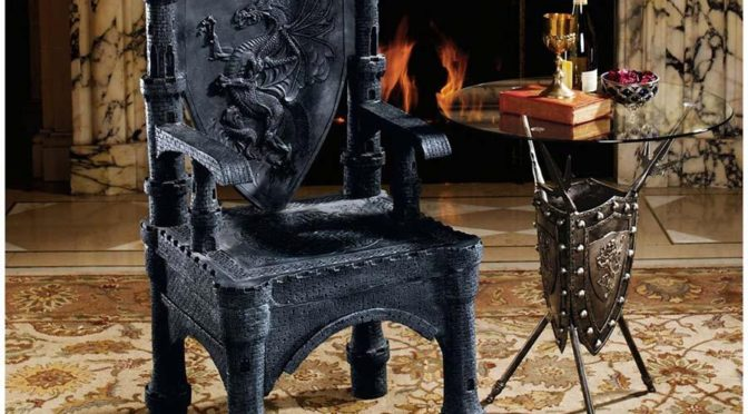 Spooky Furniture Options for Halloween