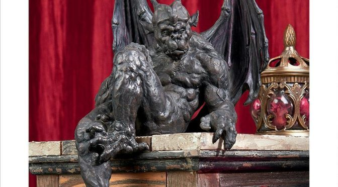 Gargoyle Gifts for the Winter Holiday Season