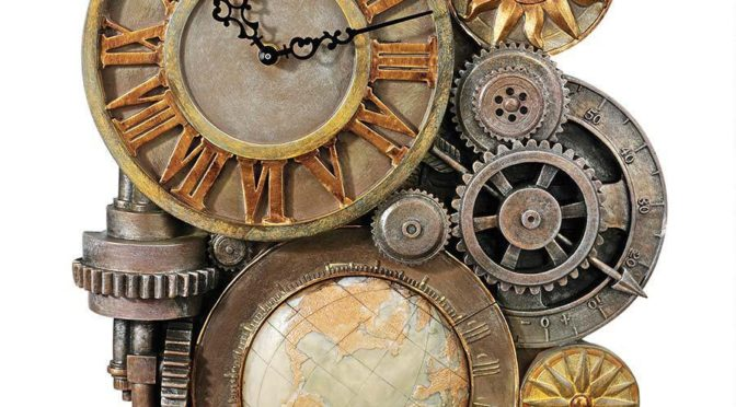 Clocks Can Do More Than Keep Time