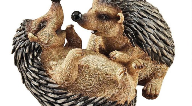 Beating the Winter Blues with Animal Garden Sculptures