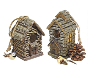 Backwoods Bird House Collection, Item#HF933088