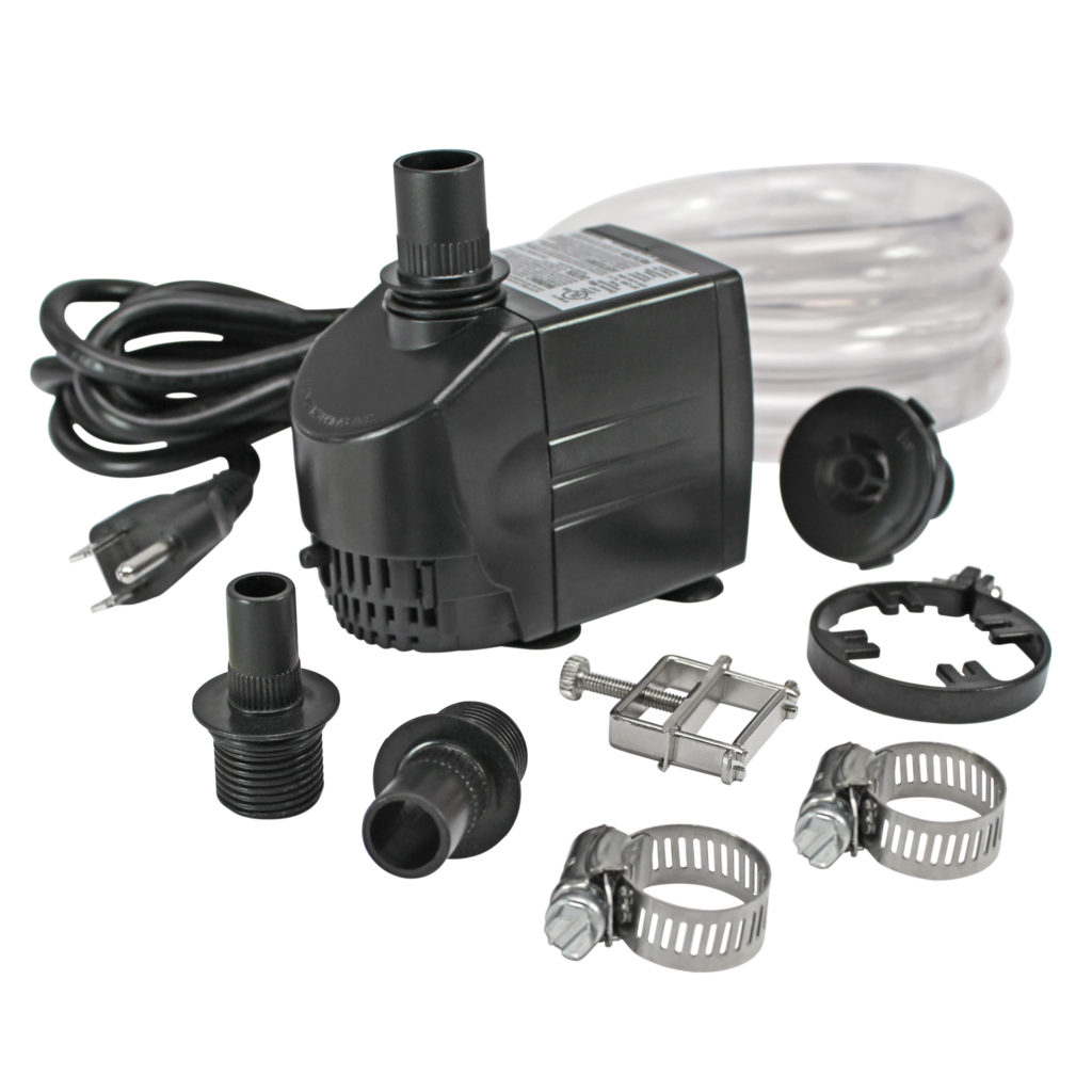UL-Listed, Indoor/Outdoor, 290 GPH Pump Kit (DR290)
