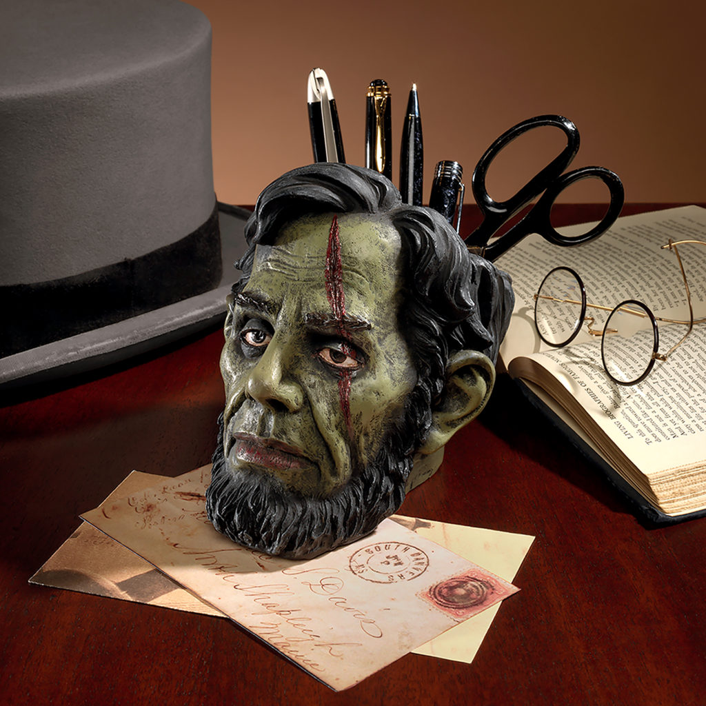 Abraham Lincoln Zombie Containment Vessel