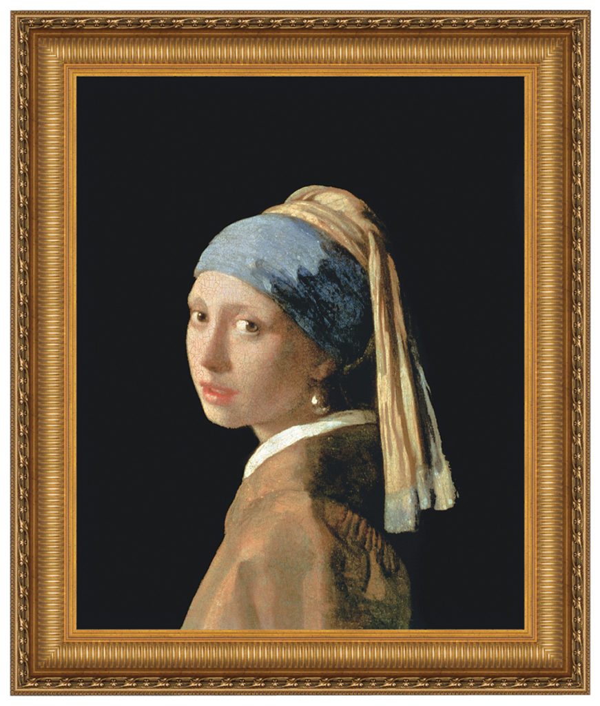 The Girl with a Pearl Earring (DA1441)