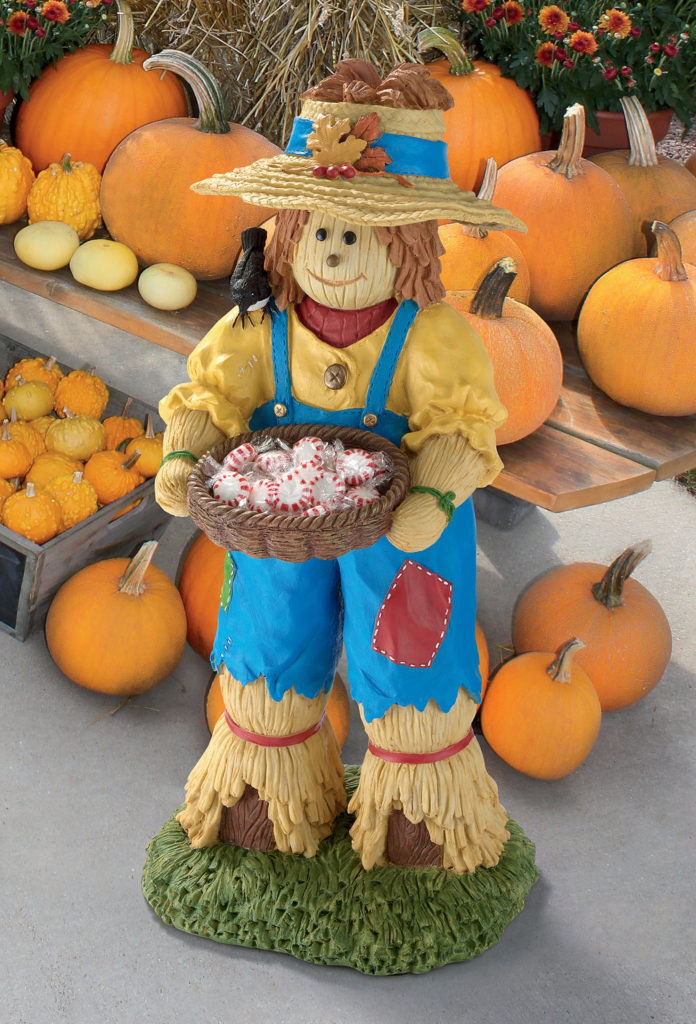 Hayman the Scarecrow Statue