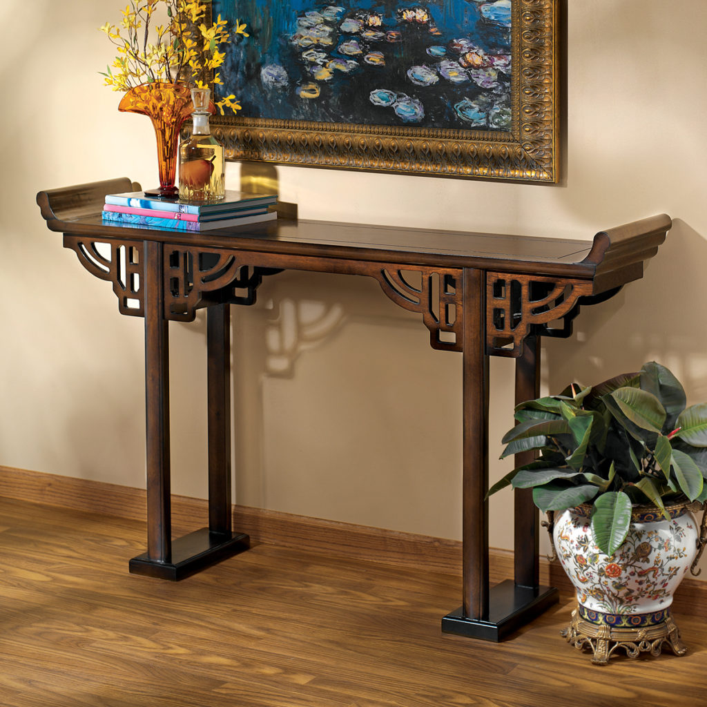 Forbidden City Asian Console Table (MH10694)