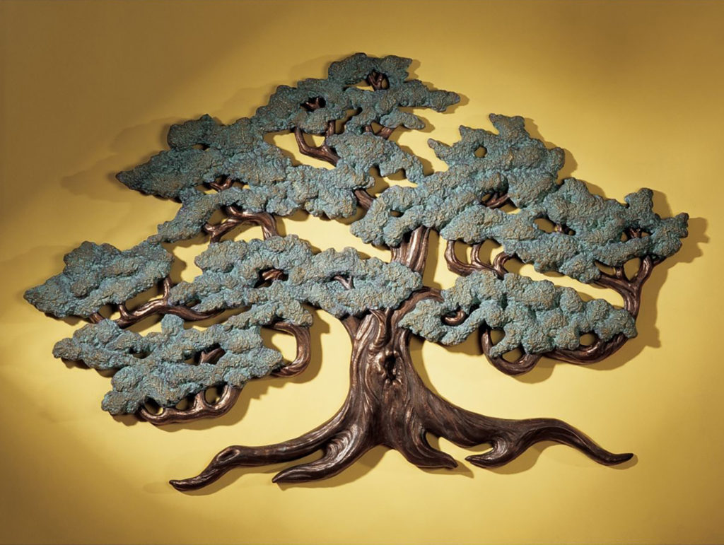 Ancient Tree of Life Wall Sculpture (NG32454)
