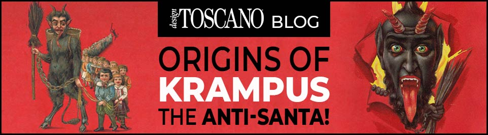 Origin of Krampus—the Anit-Santa